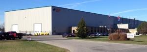 Timberland Equipment Facility